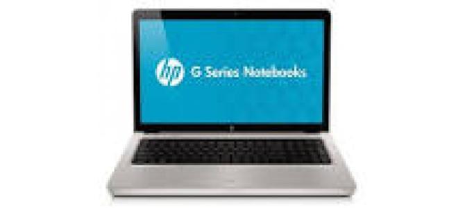Vand Laptop Hp G72