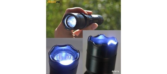 Electrosoc autoaparare Police 1101 (+Lanterna)