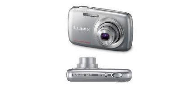 Vand Aparat Foto Panasonic Lumix DMC-S1