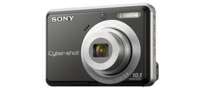 Vand Aparat Foto Sony Cyber-shot