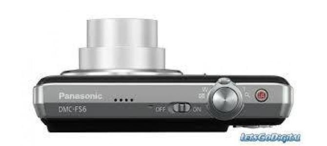 Vand Aparat Foto Panasonic Lumix DMC-FS6