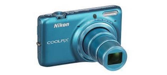 Vand Aparat Foto Nikon Coolpix S6500