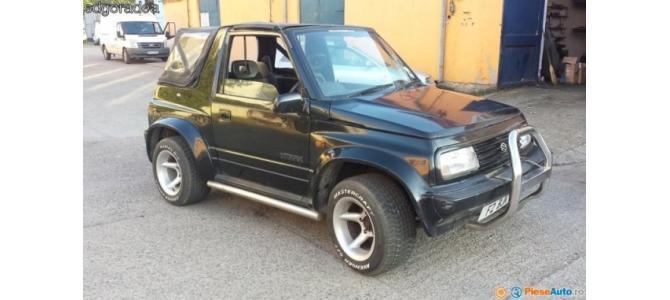 Motor Suzuki Vitara 1.6 1998 in stare perfecta dezmembrez toata masina ! rog si ofer seriozitate se