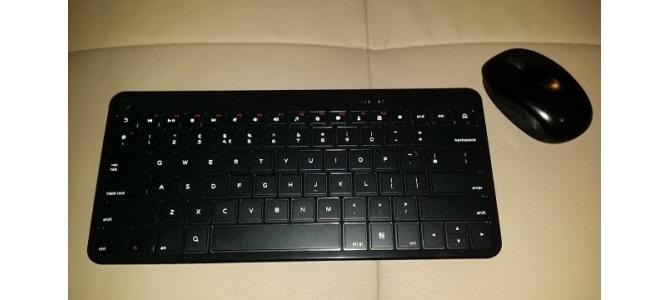 Tastatura + Mouse Motorola Bluetooth