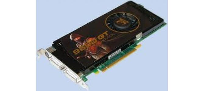 placa video 9600gt    80 ron