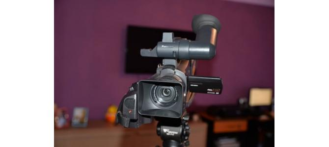 Camera Video Panasonic MDH 1