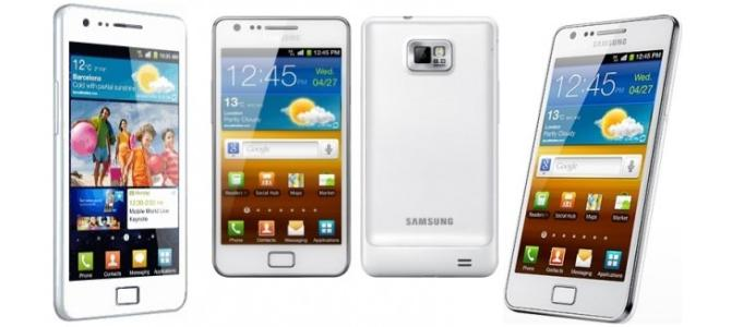 Vand Samsung galaxy S2 alb impecabil Pret:390ron