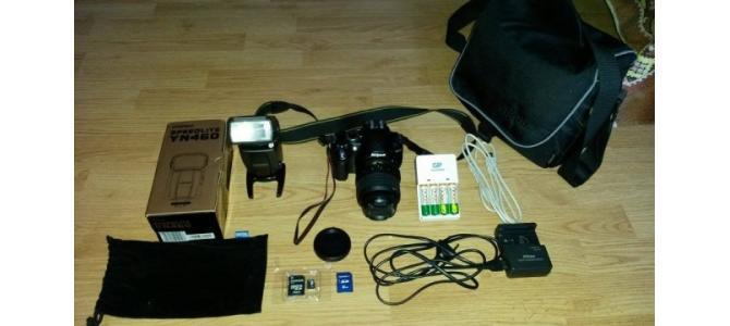 Vand Nikon D3000 URGENT ! ! !