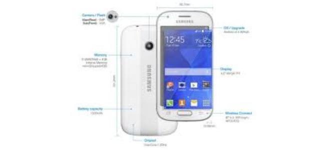 Vand   Samsung galaxy ace 4 NOU