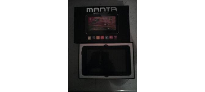 tableta Manta