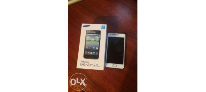 Vand Samsung Galaxy SII Plus