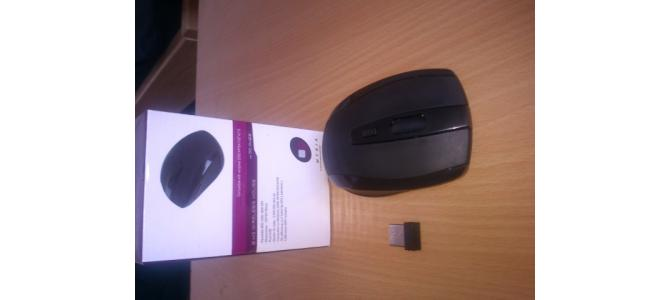 Vand Mouse Wireless 5 butoane programabile NOU 15 RON