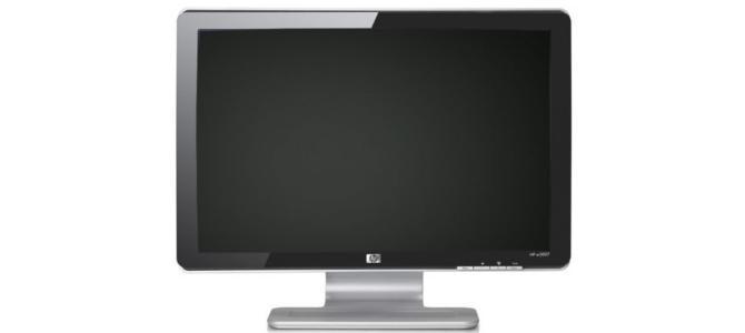 monitor hp w2007