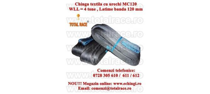 Chinga textila gase 4 tone 3 metri