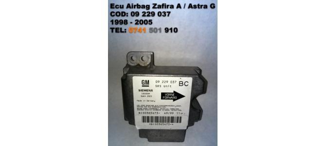 >>> ECU AIRBAG ZAFIRA-A / ASTRA-G SIEMENS >>>