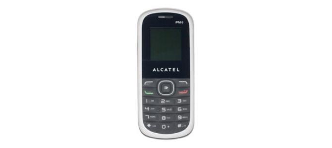 Vand Telefon One Touch 308