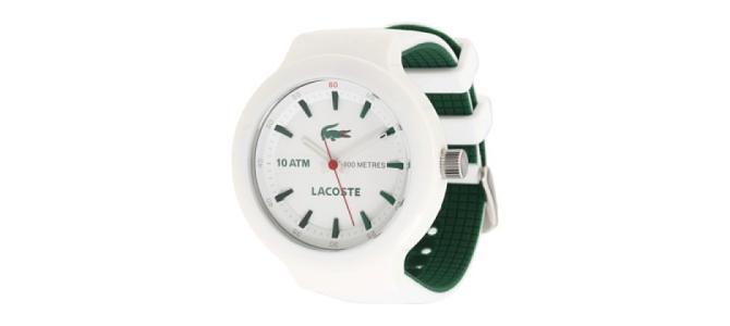 Ceas alb Lacoste Original!
