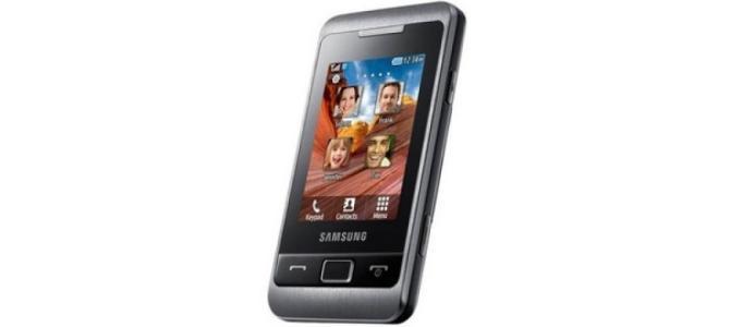 Vand Telefon Samsung C333O