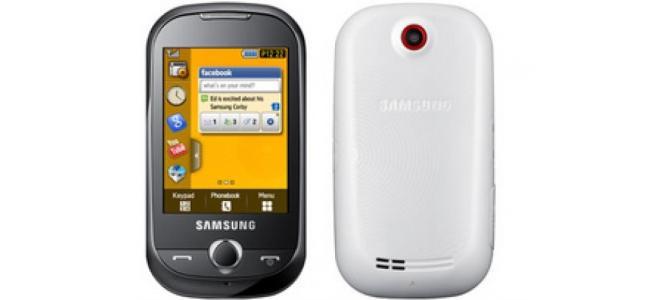 Vand Telefon Samsung  S3650