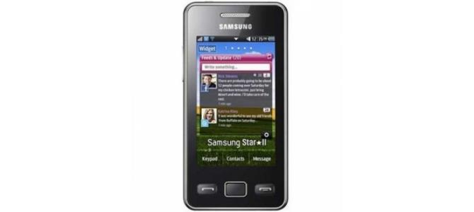 Vand Telefon Samsung S5260