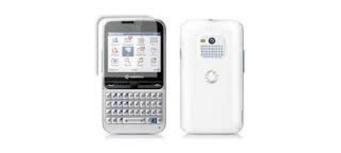 Vand Telefon Voafone  555 blue