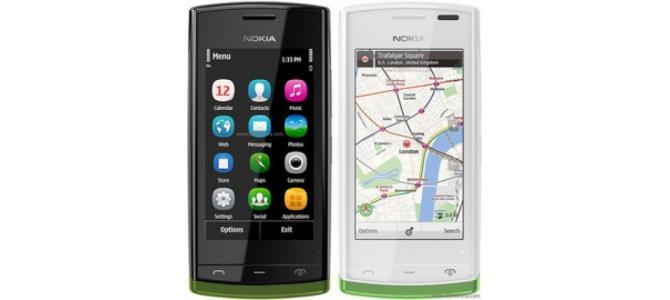 Vand Telefon Nokia 500
