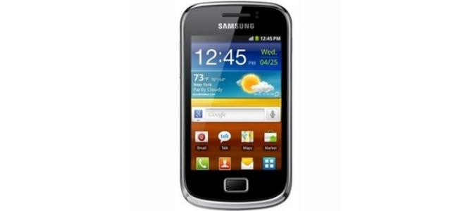 Vand Telefon Samsung S6500D