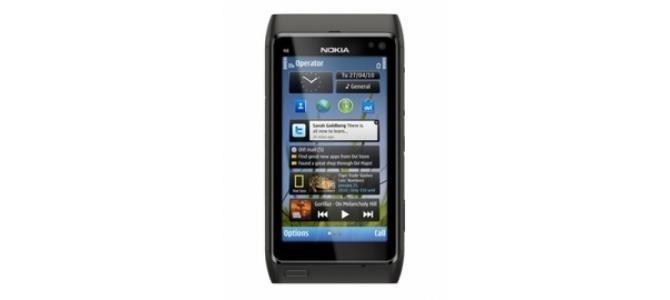 Vand Telefon Nokia N8