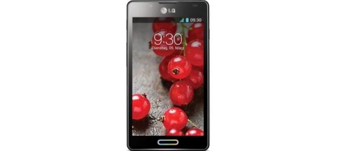 Vand Telefon LG P710