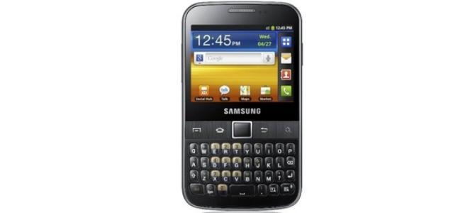 Vand Telefon Samsung B5510