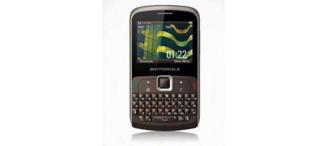 Vand Telefon Motorola EX 115