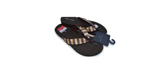 Papuci de Plaja Tommy H Originali America