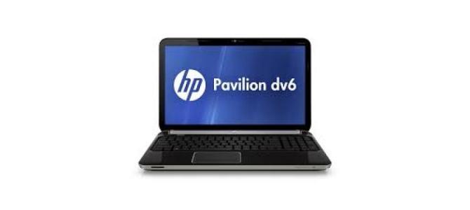 Vand laptop Hp pavilion dv6.