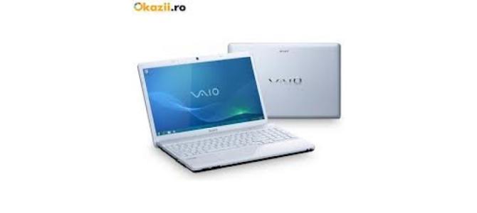Vand laptop Sony Vaio.