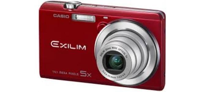 Vand aparat foto Casio Exilim ex-zs15.