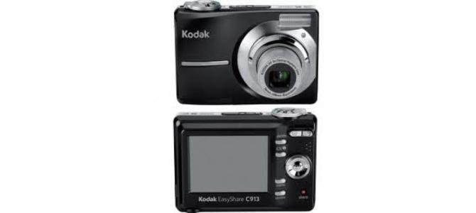 Vand  aparat foto Kodak easyshare c913.