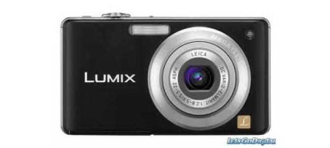 Vand aparat foto Panasonic Lumix dmc-fs6.