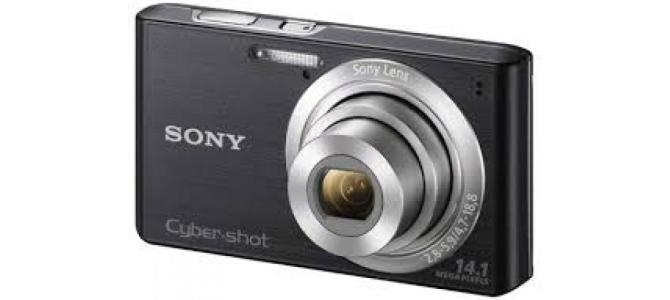 Vand aparat foto sony cyber-shot dsc-w610.