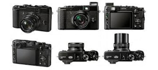 Vand aparat foto Fujifilm x10.