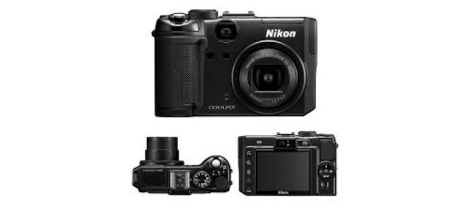 Vand aparat foto Nikon p6000.