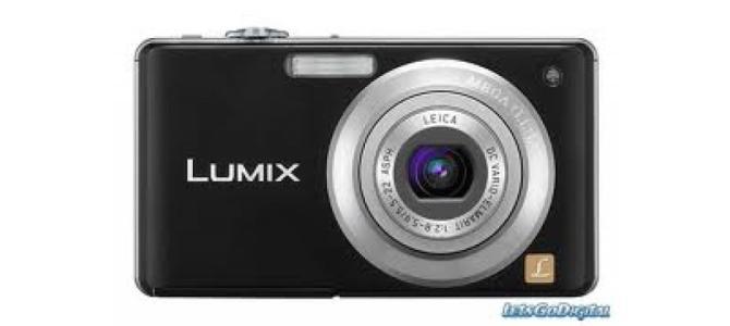 Vand aparat foto Panasonic Lumix dmc-ls80.