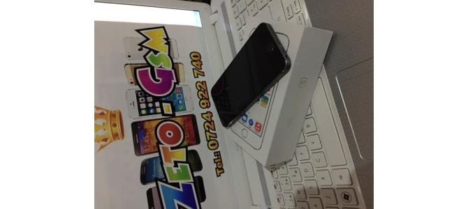 Iphone 5S 16gb neverlock 8.5/10 1450ron