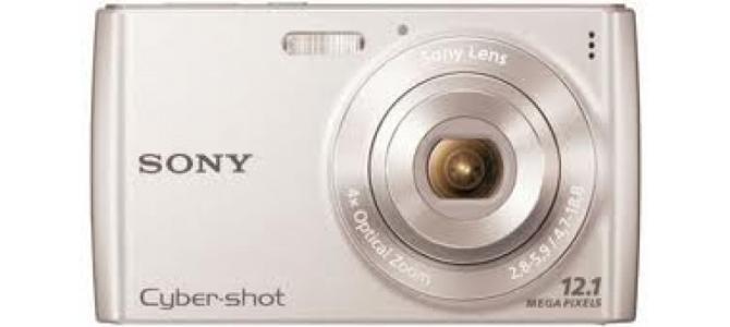 Vand aparat foto Sony dsc-w510.