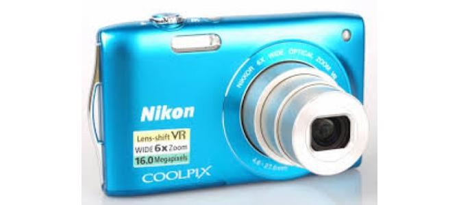 Vand aparat foto Nikon Coolpix s3300.