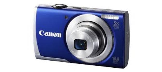 Vand aparat foto Canon Powershot a2600.