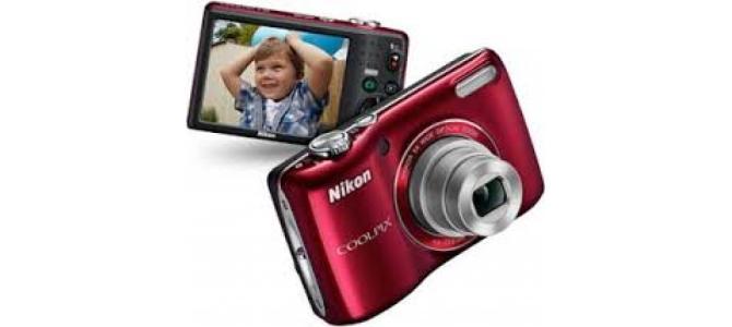 Vand aparat foto Nikon Coolpix l26.
