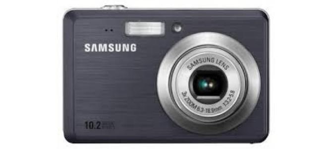 Vand aparat foto Samsung es55.