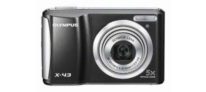 Vand aparat foto Olympus x-43.