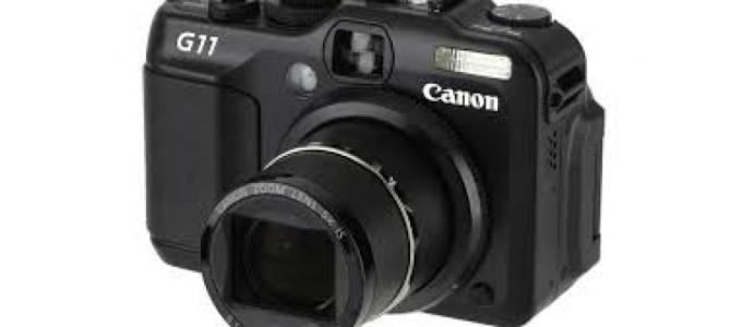 Vand aparat foto Canon G11.