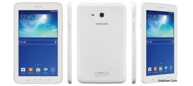 Vand tableta Samsung sm-t110.